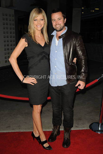 WWW.ACEPIXS.COM . . . . .  ....September 13 2011, New york City....Actress Kaitlin Olson (L) and actor Rob McElhenney arriving at the FX Premiere for 'It's Always Sunny In Philadelphia' and 'The League' at ArcLight Cinemas Cinerama Dome on September 13, 2011 in Hollywood, California.....Please byline: PETER WEST - ACE PICTURES.... *** ***..Ace Pictures, Inc:  ..Philip Vaughan (212) 243-8787 or (646) 679 0430..e-mail: info@acepixs.com..web: http://www.acepixs.com