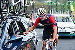 2016 Tour of Britain<br /> Stage 1, Glasgow - Castle Douglas<br /> 4 September 2016<br /> John Dibben, Team Wiggins