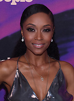 NEW YORK, NEW YORK - MAY 13:  Yaya DaCosta attends the People & Entertainment Weekly 2019 Upfronts at Union Park on May 13, 2019 in New York City. <br /> CAP/MPI/IS/JS<br /> ©JS/IS/MPI/Capital Pictures