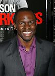 "LOS ANGELES, CA. - January 26: Gbenga Akinnagbe attends the ""Edge Of Darkness"" Los Angeles Premiere at Grauman's Chinese Theatre on January 26, 2010 in Los Angeles, California."