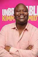 "15 June 2017 - Los Angeles, California - Titus Burgess. FYC ""Unbreakable Kimmy Schmidt"" held at the UCB Sunset Theater in Los Angeles. Photo Credit: Birdie Thompson/AdMedia"