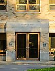 Sept. 19, 2012; Siegfried Hall door..Photo by Matt Cashore/University of Notre Dame