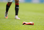 Nathan Oduwa's boot after a challenge