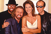 2003: CELINE DION - and BEE GEES - File Photos