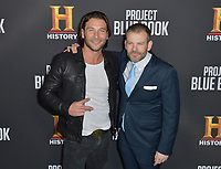 "03 January 2019 - Los Angeles, California - Zach McGowan, David O'Leary. ""Project Blue Book"" History Scripted Series Los Angeles Premiere held at Simon House. Photo Credit: AdMedia"