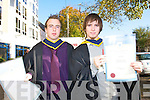 Glencar Brothers Noel and James O'Shea who Graduated  at the IT Tralee Graduations with a Bachelor of Science (Honours) at the  Brandon hotel, Tralee on Friday.    Copyright Kerry's Eye 2008