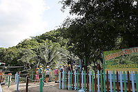 Zip Line Kurs auf Antigua