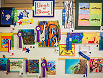 Best of Shows, youth art, Saturday at the 80th Amador County Fair, Plymouth, Calif.<br /> .<br /> .<br /> .<br /> .<br /> #AmadorCountyFair, #1SmallCountyFair, #PlymouthCalifornia, #TourAmador, #VisitAmador
