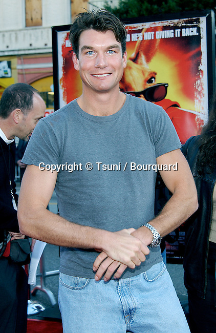 "Jerry O'Connell arriving at the U.S. Premiere of ""Kangourou Jack"" at the Chinese Theatre in Los Angeles. January 11, 2003.            -            O'ConnellJerry081.jpg"
