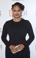 "NEW YORK, NY-September 30: Ava DuVernay at 54th New York Film Festival - Opening Night Gala Presentation And ""13th"" World Premiere at Alice Tully Hall at Lincoln Center in New York. September 30, 2016. Credit:RW/MediaPunch"