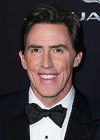 BEVERLY HILLS, CA, USA - OCTOBER 30: Rob Brydon arrives at the 2014 BAFTA Los Angeles Jaguar Britannia Awards Presented By BBC America And United Airlines held at The Beverly Hilton Hotel on October 30, 2014 in Beverly Hills, California, United States. (Photo by Xavier Collin/Celebrity Monitor)