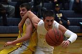 North Farmington at Clarkston, Boys Varsity Basketball, 1/6/12