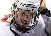 Wade MacLeod (NU - 19) - The Northeastern University Huskies defeated the Boston College Eagles 3-2 on Friday, February 19, 2010, at Matthews Arena in Boston, Massachusetts.