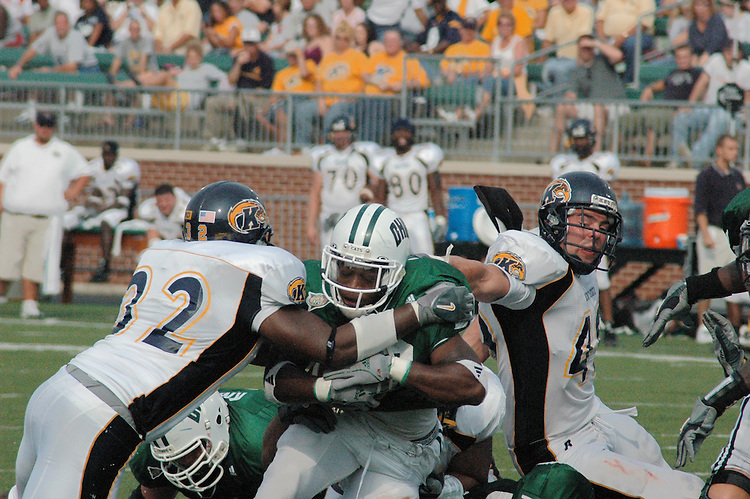 On Field Action  vs Kent State