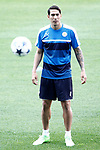 Leicester City FC's Leonardo Ulloa during training session. April 11, 2017.(ALTERPHOTOS/Acero)