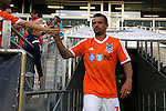 20 September 2014: Carolina's Nacho Novo (ESP). The Carolina RailHawks played the New York Cosmos at WakeMed Stadium in Cary, North Carolina in a 2014 North American Soccer League Fall Season match. Carolina won the game 5-4.
