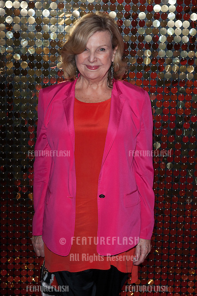 Ann Mitchell arriving for the 2014 British Soap Awards, at the Hackney Empire, London. 24/05/2014 Picture by: Dave Norton / Featureflash