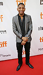 Kaalan Rashad Walker attends the 'Kings' premiere during the 2017 Toronto International Film Festival at Roy Thomson Hall on September 13, 2017 in Toronto, Canada.