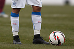 Arnold Peralta's new sock-boots