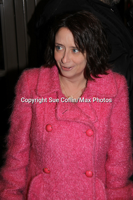 Rachel Dratch - Opening Night of Broadway's Good People on March 3, 2011 at the Samuel J. Friedman Theatre, New York City, New York.  (Photo by Sue Coflin/Max Photos)