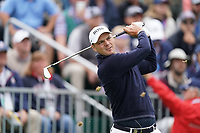Martin Kaymer (GER) on the 17th tee during the 3rd round of the US Open Championship, Pebel Beach Golf Links, Monterrey, Calafornia, USA. 15/06/2019.<br /> Picture Fran Caffrey / Golffile.ie<br /> <br /> All photo usage must carry mandatory copyright credit (© Golffile | Fran Caffrey)