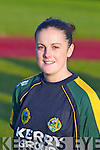 Cassandra Buckley Kerry Senior Ladies Football Panel 2012..