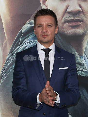 "Westwood, CA - NOVEMBER 06: Jeremy Renner at Premiere Of Paramount Pictures' ""Arrival"" At Regency Village Theatre, California on November 06, 2016. Credit: Faye Sadou/MediaPunch"