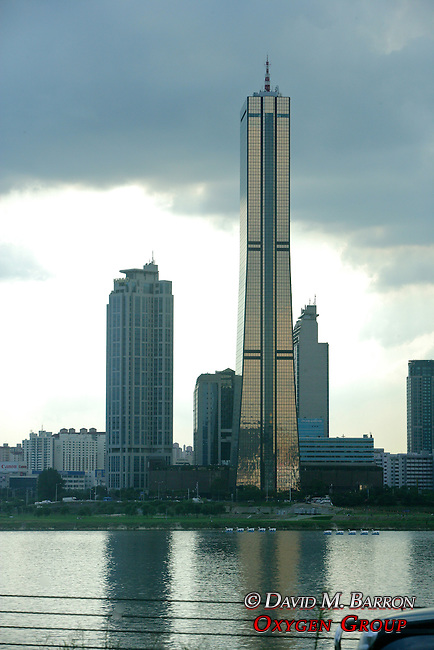 63 Building, the third tallest building in Korea