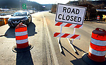 WATERBURY CT. 11 December 2018-121018SV04-I84 construction project, Plank Road is set to open this week in Waterbury.<br /> Steven Valenti Republican-American
