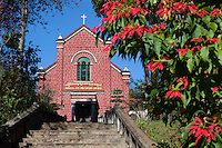Myanmar, (Burma), Shan State, Kengtung: Immaculate Conception Church | Myanmar (Birma), Shan Staat, Kengtung: Kirche der Unbefleckten Empfaengnis