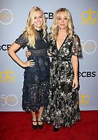04 October 2017 - Los Angeles, California - Beth Behrs, Kaley Cuoco. CBS &quot;The Carol Burnett Show 50th Anniversary Special&quot;. <br /> CAP/ADM/FS<br /> &copy;FS/ADM/Capital Pictures