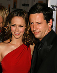 BEVERLY HILLS, CA. - October 27: Actress Jennifer Love Hewitt and Ross McCall arrive at the 12th Annual Hollywood Film Festival Awards Gala at the Beverly Hilton Hotel on October 27, 2008 in Beverly Hills, California.