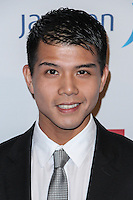 NEW YORK CITY, NY, USA - APRIL 07: Telly Leung at the Point Honors New York Gala 2014 held at the New York Public Library on April 7, 2014 in New York City, New York, United States. (Photo by Jeffery Duran/Celebrity Monitor)