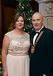 Pictured  at the IHF Ball in the Muckross Park Hotel at the weekend were Terence and Ailish Mulcahy, Chairman, Kerry Branch of the IHF.<br /> Photo: Don MacMonagle<br /> <br /> Repro free photo