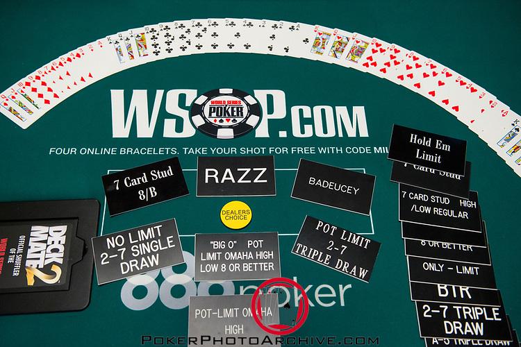 Dealer's Choice Placards