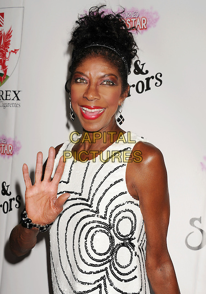 BEVERLY HILLS, CA- SEPTEMBER 13: Singer Natalie Cole attends the Brent Shapiro Foundation for Alcohol and Drug Awareness' annual 'Summer Spectacular Under The Stars' at a private residence on September 13, 2014 in Beverly Hills, California.<br /> CAP/ROT/TM<br /> &copy;Tony Michaels/Roth Stock/Capital Pictures