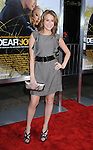 """HOLLYWOOD, CA. - February 01: Alexa Vega arrives at the """"Dear John"""" World Premiere held at Grauman's Chinese Theatre on February 1, 2010 in Hollywood, California."""