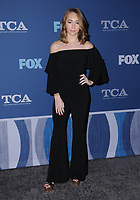 04 January 2018 - Pasadena, California - Holly Taylor. FOX Winter TCA 2018 All-Star Partyheld at The Langham Huntington Hotel in Pasadena.  <br /> CAP/ADM/BT<br /> &copy;BT/ADM/Capital Pictures