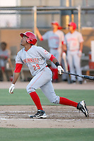 Cristobal Rodriguez - AZL Reds - 2010 Arizona League. Photo by:  Bill Mitchell/Four Seam Images..