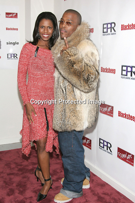 Omarosa Manigault-Stallworth &amp; won-g<br />The Winter LA Celebrity Charity Event to honor Sound Art and Black Sheep<br />Private Residence<br />West Hollywood, CA, USA<br />Sunday, December 05th, 2004<br />Photo By Celebrityvibe.com/Photovibe.com, <br />New York, USA, Phone 212 410 5354, <br />email: sales@celebrityvibe.com