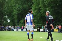 VOETBAL: LANGEZWAAG: 24-06-2013, Eerste training sc Heerenveen, Eredivisie seizoen 2013/2014, © Martin de Jong