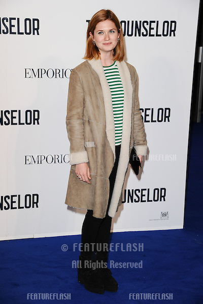 "Bonnie Wright arriving for the ""The Counsellor"" Special Screening at the Odeon West End, Leicester Square, London. 03/10/2013 Picture by: Steve Vas / Featureflash"