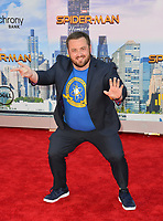 Joe P. Harris at the world premiere for &quot;Spider-Man: Homecoming&quot; at the TCL Chinese Theatre, Los Angeles, USA 28 June  2017<br /> Picture: Paul Smith/Featureflash/SilverHub 0208 004 5359 sales@silverhubmedia.com