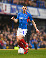 James Bolton of Portsmouth during Portsmouth vs Shrewsbury Town, Sky Bet EFL League 1 Football at Fratton Park on 15th February 2020