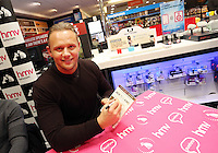 Pictured: Lee Trundle Wednesday 14 January 2015<br />