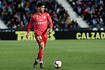 Real Madrid's Marco Asensio during La Liga match between CD Leganes and Real Madrid at Butarque Stadium in Leganes, Spain. April 15, 2019. (ALTERPHOTOS/A. Perez Meca)