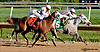 C Louise winning at Delaware Park on 9/16/13
