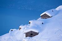 Alpe Voieè, Gridone (2188 m) and Lake Maggiore, Ticino, Switzerland, 2014