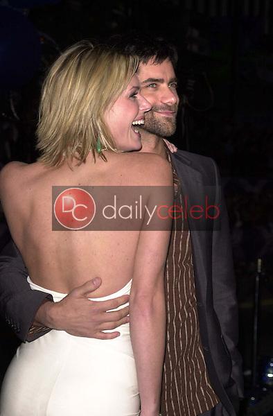 Rebecca Romijn-Stamos and John Stamos