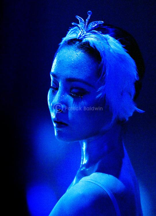 English National Ballet. Swan Lake. Jung ah Choi.